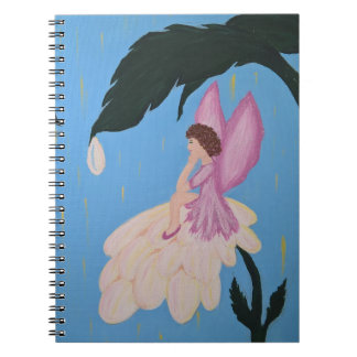 Fairy Wishes Spiral Notebook