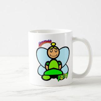 Fairy (with logos) mugs