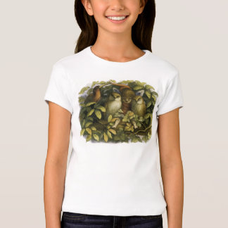 Fairy with Owls T-Shirt