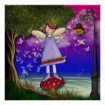 Fairy World Print