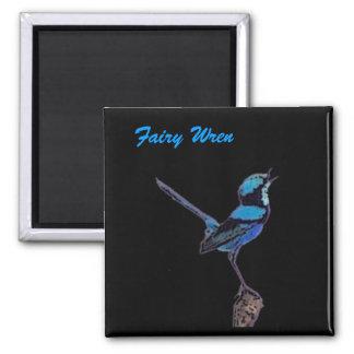 Fairy Wren magnet