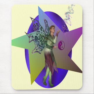 Fairy Ying dust Mouse Pad