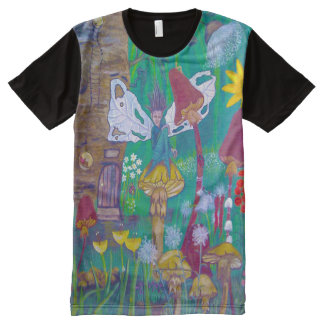 Fairyland Full Print Tshirt All-Over Print T-Shirt