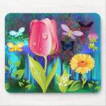 Fairyland Gardens Mousepads