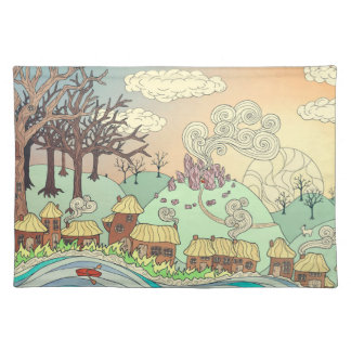 Fairyland upon the River Placemat