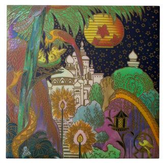 Fairyland Vintage Design Feature Backsplash Tile