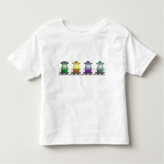 Fairyland's Jolly Trolly in Oakland Toddler T-Shirt