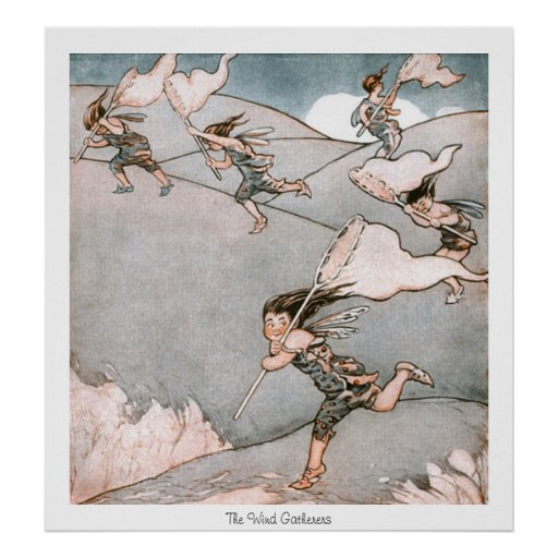 Fairylands - The Wind Gatherers Posters