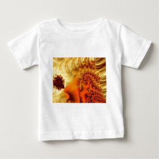 Fairy's Silk Abstract Fractal Design Baby T-Shirt