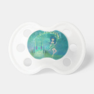 fairytale castle Dummy Baby Pacifiers
