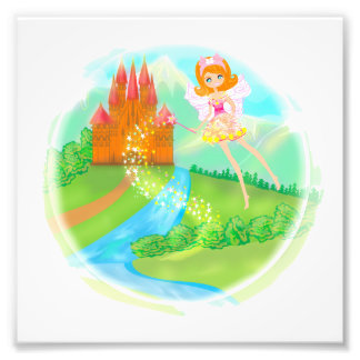 fairytale castle Photo Enlargement
