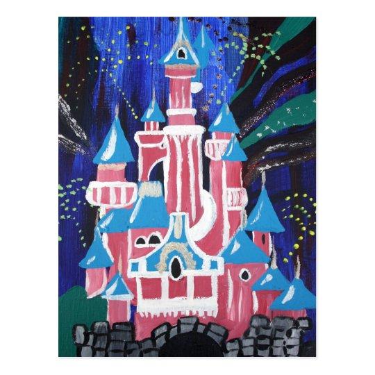 Fairytale Castle Postcards