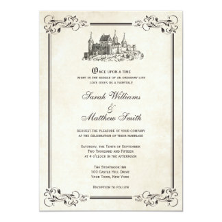 Once Upon A Time Invitations & Announcements | Zazzle.co.uk