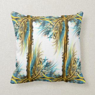 Fairytale Design Throw Pillow