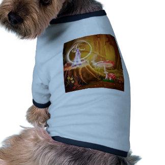 Fairytale Fantasy Destiny Whimsical Dreams Dog Tee Shirt