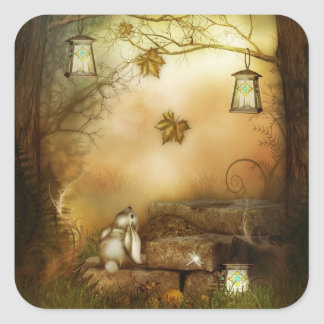 Fairytale Forest Stickers