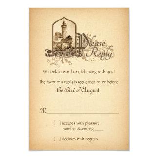Medieval Wedding Invitations Announcements Zazzle Co Uk