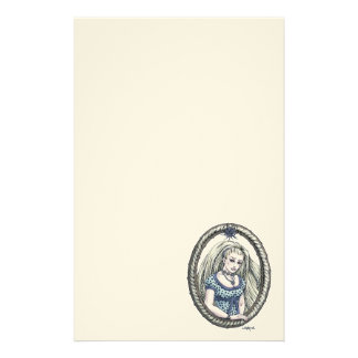"Fairytale ""Rapunzel"" Fantasy Art Stationery"