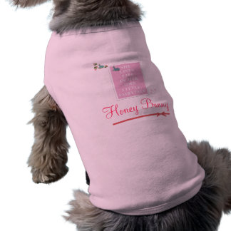 Fairytale Shirt Sleeveless Dog Shirt