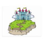 Fairytale Wedding Castle Postcards