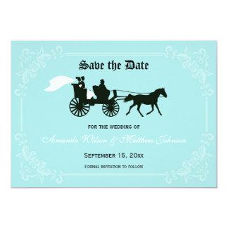 Fairytale Wedding Save the Date Cards 13 Cm X 18 Cm Invitation Card
