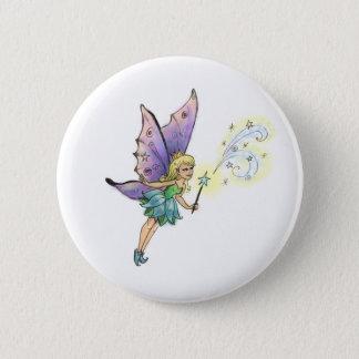 fairytales 6 cm round badge