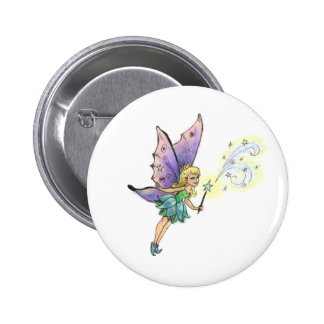 fairytales 6 cm round badge