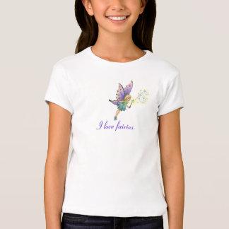 fairytales, I love fairies Tee Shirts