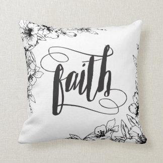 Faith And Hope Pillow