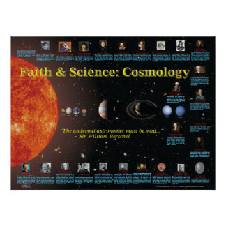 Faith and Science: Cosmology Poster