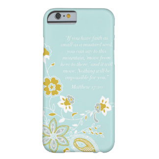 Faith Barely There iPhone 6 Case