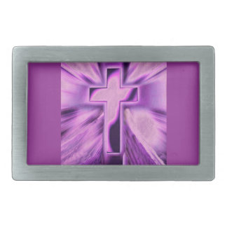 Faith_ Rectangular Belt Buckle