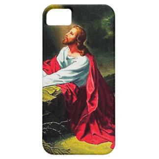 faith blessing inspirational hope Jesus sandstone iPhone 5 Case