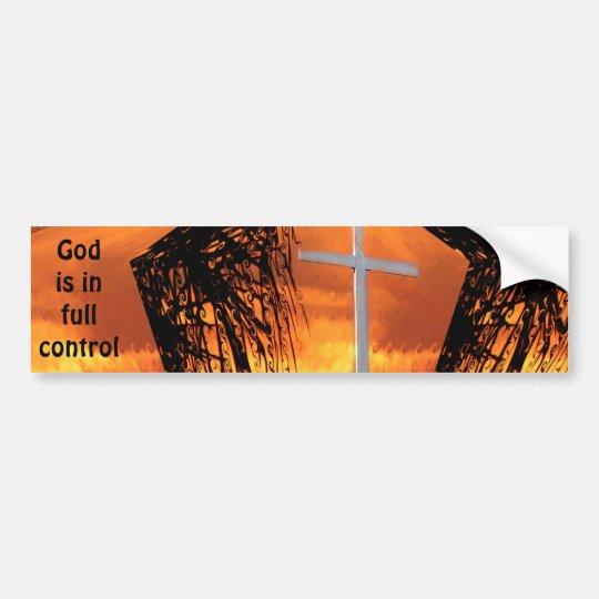 Faith_ Bumper Sticker