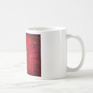 FAITH CROSS  Hip Contemporary Christian art Basic White Mug