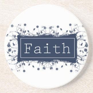 Faith Drink Coasters