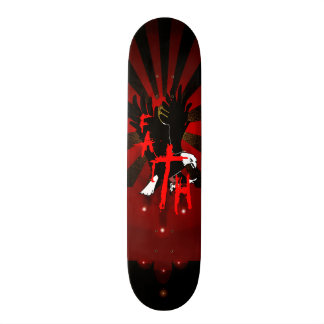 Faith Eagle 20.6 Cm Skateboard Deck