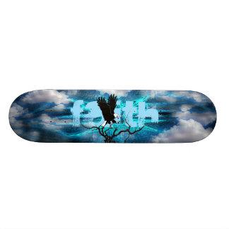 Faith Eagle 21.6 Cm Skateboard Deck