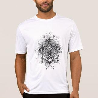 Faith Family Prayer Cross - Carcinoid Cancer T-shirts