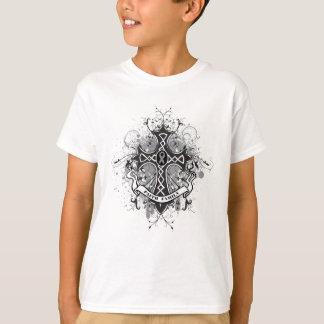 Faith Family Prayer Cross - Diabetes Shirt