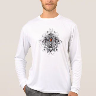 Faith Family Prayer Cross - Leukemia T Shirt