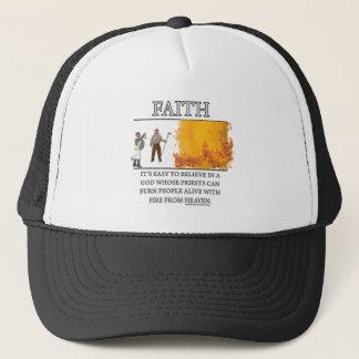 Faith Fantasy (de)Motivator Trucker Hat