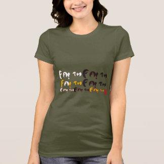 faith fatih feel good t.shirt T-Shirt