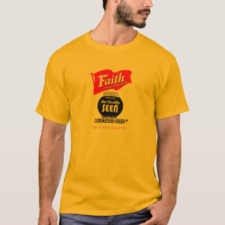 Faith: French's Mustard parody T-Shirt