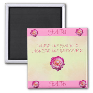 FAITH GIFTS COLLECTION SQUARE MAGNET