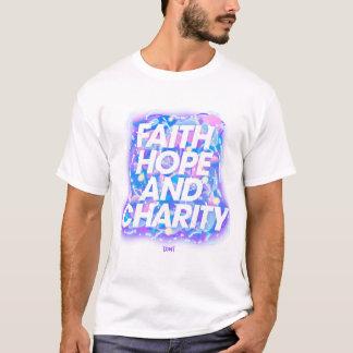 Faith Hope And Charity T-Shirt