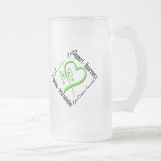 Faith Hope Love Butterfly - Lyme Disease Mugs