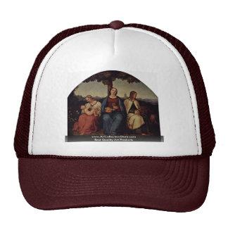 Faith Hope Love By Hess Heinrich Maria Von Trucker Hat