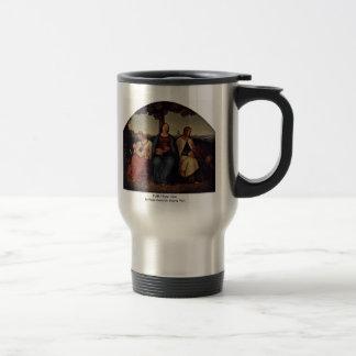 Faith Hope Love By Hess Heinrich Maria Von Coffee Mugs