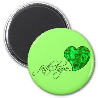Faith Hope Love Heart 1 Corinthians 13:13 Magnets